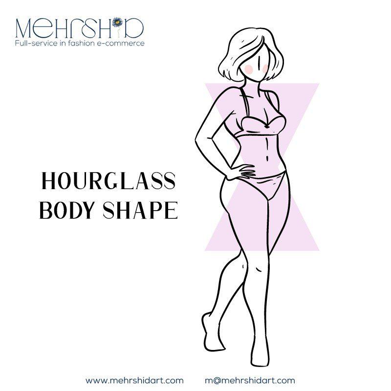hourglass-body-shape